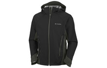 Columbia Men's Triteca Softshell black